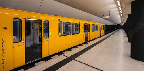 Kanzlerbahn in Berlin