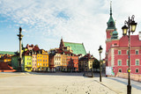 Castle Square in Warsaw - 143362435