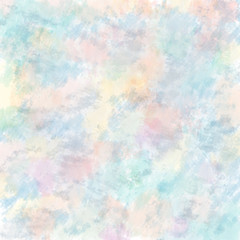 Soft, pastel colour mania background
