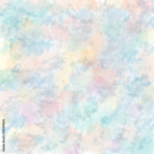 Fototapeta Soft, pastel colour mania background