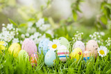 Easter-color in nature