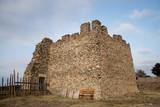 The Scythian Neapolis. Ancient city Scythian Naples in Simferopol, Crimea