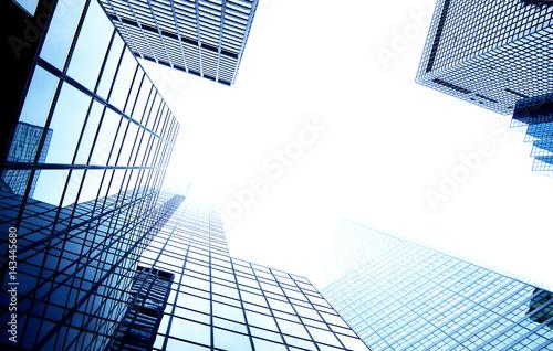 Skyscrapers from below, New York City