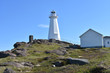 Cape Spear, Newfoundland: Easternmost lighthouse in North America