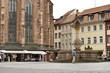 Plac w Heidelberg