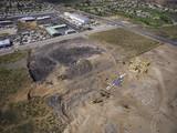 Aerial Desert Construction