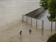 Hochwasser 2013, Linz, Österreich - 143526683