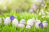 Fototapeta Ostern Easter Banner