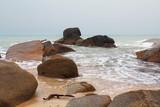 The picturesque cliffs of Koh Samui