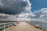 Pier in Orlowo