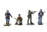 Of Antique Tin Toy Soldiers Wall Sticker