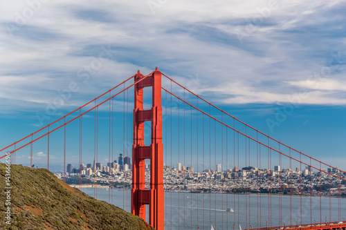 Plexiglas San Francisco Golden Gate Bridge, San Francisco, California