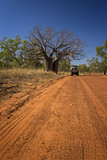 Outback Track at the Kimberleys - Western Australia
