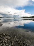 norway sea shore landscape view