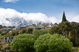 Queenstown New Zealand. Remarkable Ranges - 143741629