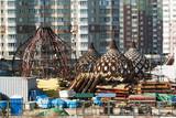 Строительство храма в Москве