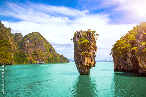 Fotobehang Thailand Phuket Thailand island