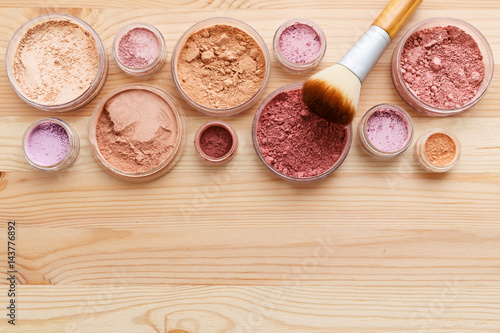 Makeup powder