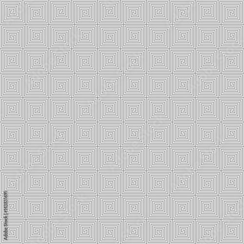 Vector Background, Japan Style #Geometric Thunder crest; Raimon patterns