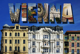 Vienna city scenes