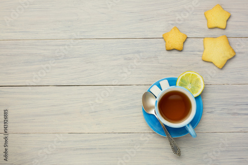 десерт к чаю Poster