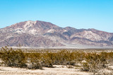 Desert Hills in Southern California's Coachella Valley