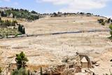 Mounts of Olives in Jerusalem.