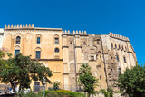 The norman Palazzo Reale in Palermo, Sicily