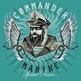Hipster commander - 144073619