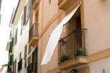 traditional pictorial streets of old spain towns