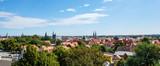 Fototapeta Quedlinburger Stadtpanorama