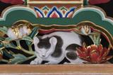 Fototapety 眠り猫 日光東照宮,世界遺産