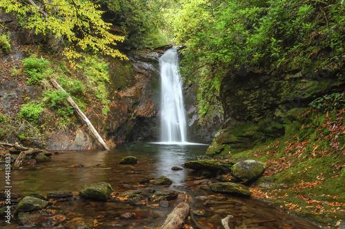 Courthouse Falls, North Carolina - 144135833