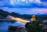 Buddha at Dam
