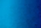 Fototapety 背景 ビジネス イメージ ローポリゴン(ブルー)