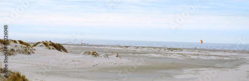 Fotobehang Noordzee Nordsee Panorama