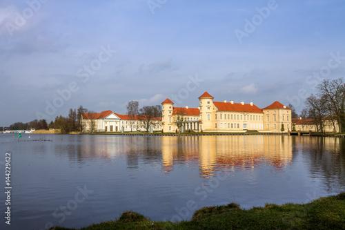 Schloss Rheinsberg  Poster