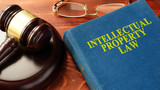 Book with title Intellectual Property Law. - 144244220