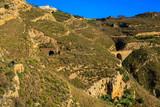 Old Sicilian railroad