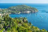 Turquoise Mediterranean sea blue sky Summer holidays