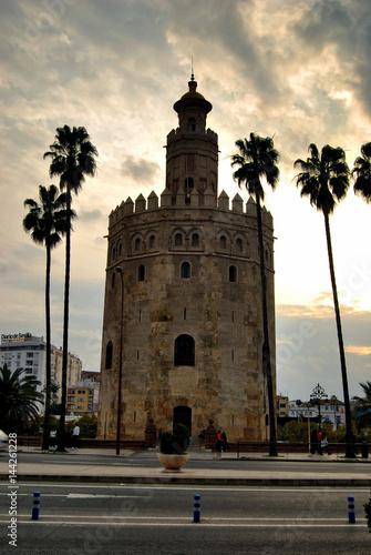 Torre del Oro al Atadercer