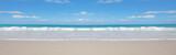 Tła plaży
