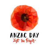 Fototapety Remembrance Day poster