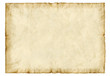 Leinwandbild Motiv Altes Papier, Pergament