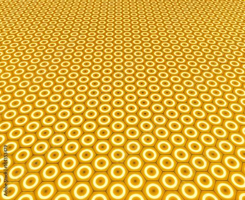2D Metamaterials - Abstract Illustration © GiroScience