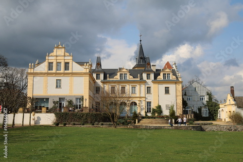 Schloss - Liebenberg - Brandenburg Poster