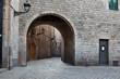 'Good gothic morning': In Barri Gotic, Barcelona