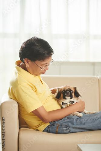 Poster Pet owner