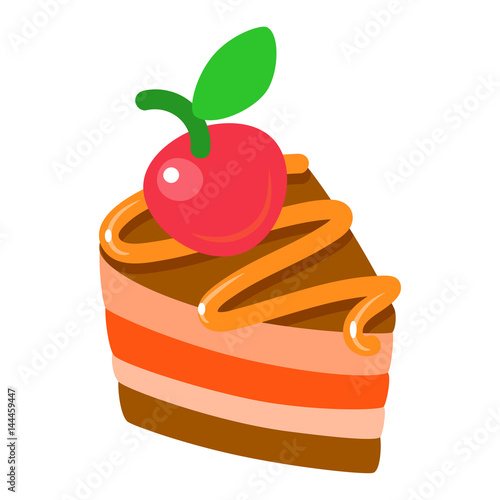 Piece of cake icon