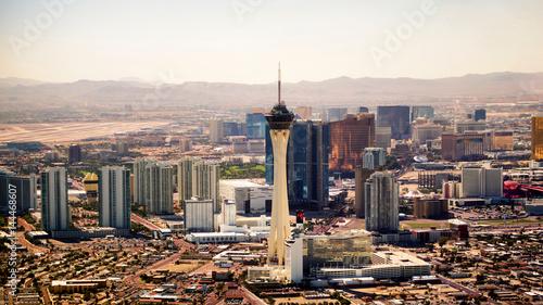 Las Vegas Strip Aerial